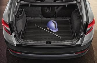 boot mat for luggage compartment