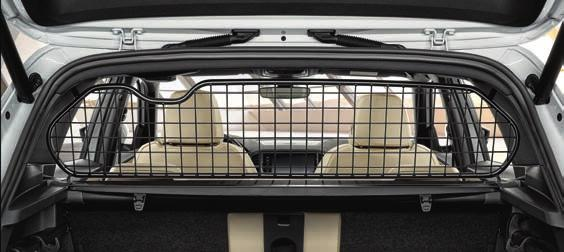 retractable luggage compartment