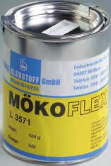 canister 4 kg 158 600 700 00 Mökofix L 4001 (out picture) pu
