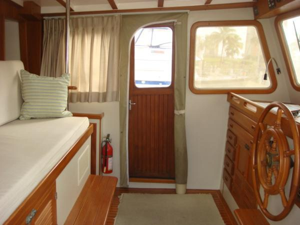 Pilothouse Trawler