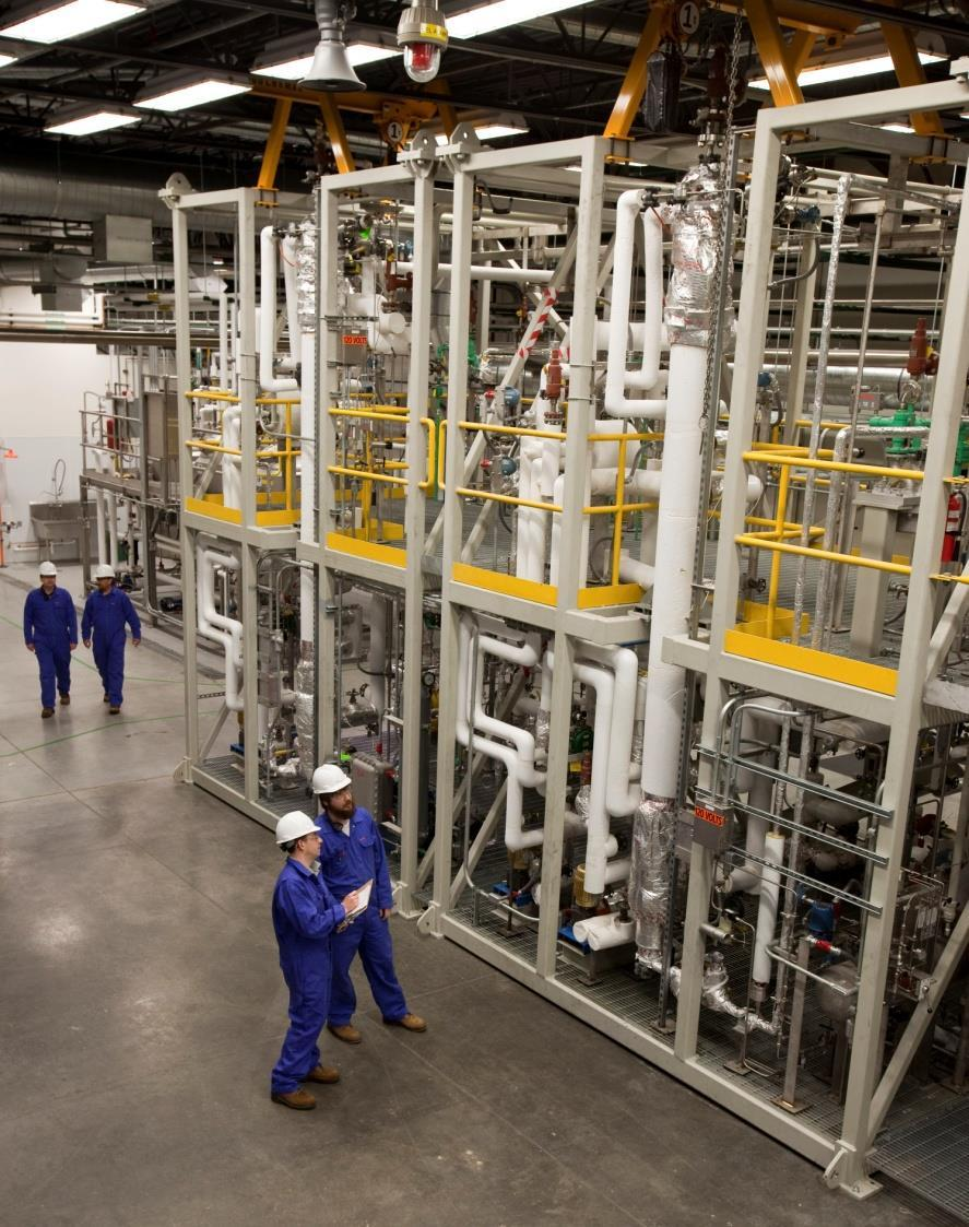Virent BioForming Technology Leading catalytic route to renewable hydrocarbon fuels and chemicals.