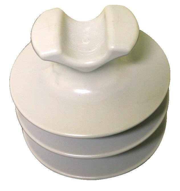 HDPE PIN INSULATORS HDPE Insulator Characteristics IL&C-55-3 IL&C-55-3A IL&C-55-5 IL&C-55- Rated Voltage, kv 15 25 25 35 Dry Arc Distance, in 5.1.3 7.8 10.24 Leakage Distance, in.84 14.37 1.54 23.