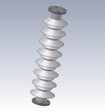 Different insulator alternatives The GDS can be supplied with a wide range of different insulators in order to meet different isolation philosofies, enviromental conditions and different standards.