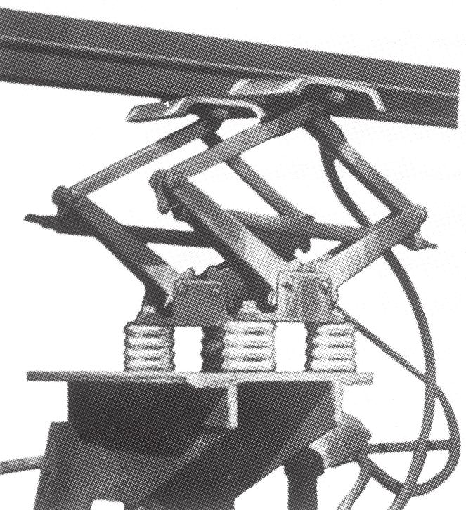 Type Height in normal Range of Movement working position Up Down SA 11 7 /8 3 5 /8 3 KA 16 1 /4 4 5 Features Collector consists principally of malleable iron parts, the two lower arms being geared
