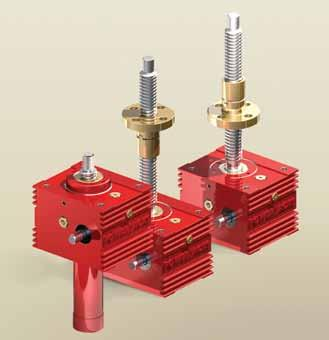 with Safety Nut kn Power Jacks metric machine screw jacks can be fitted with a safety nut, which provides 2 safety roles: kn kn 1.