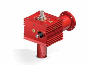 Motor daptor Mount an electric motor to the S-Series screw jack with the extensive range of motor adaptors designed to be used in conjunction with a flexible jaw coupling that connects the motor