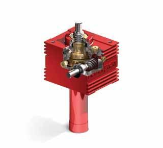 nti-acklash for Screw Jacks The nti-acklash feature provides a reliable method to regulate the axial backlash in a screw jack for applications where there is a reversal of loading from tension to