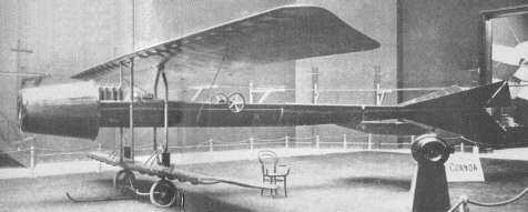 place in October 1910 (Fig. 14) at the Second International Motor Show And air space at Paris-Le Bourget.