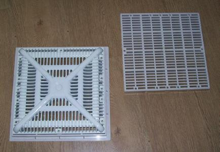 MAIN DRAIN COVERS These main drain covers have been UL listed in accordance with the new