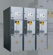 to 36 kv Medium Voltage Secondary Distribution Switchgear x CGM.