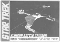 19 695 Glow-in-the-Dark USS Enterprise Tholian Web Edition (1/650 scale) 31.99 699 Klingon Battle Cruiser Tin 49.