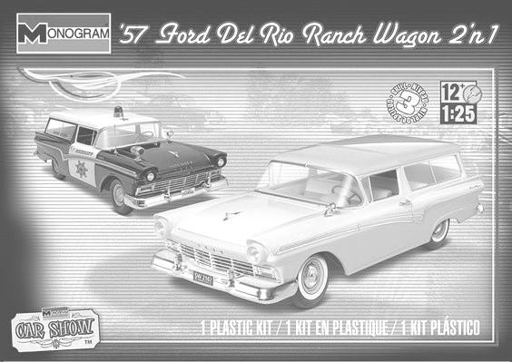 REVELL CARS 1/25 SCALE (Cont) 4099 1970 Ford Torino GT (2 n 1) 4187 4190 4193 CARS 1/25 SCALE