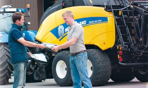 If you re new to New Holland remanufactured parts, here are some great reasons to make our parts a key element in your ongoing equipment maintenance program.