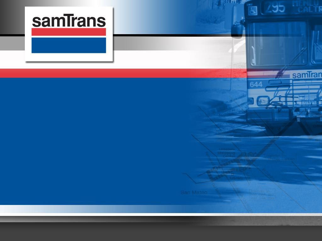 SamTrans Business