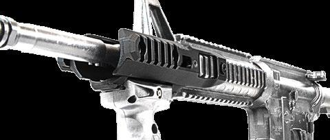 C7/C8 & M4/M16 TRI-RAIL MOUNT M4 EXTENDED FORE-END RAIL The Cade