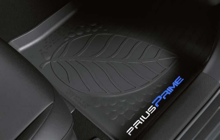 help keep them in place All-Weather Floor Liners 2 An advanced concept in superior protection for your