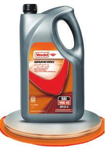 Available: 1L - 4L - 5L - 208L Veedol Maratron is a superior performance heavy duty diesel engine oil, suitable for use in both turbo and naturally aspirated engines.