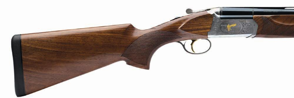 1000 SERIES The new 1000 series of Shotguns has been designed and developed to provide a superior handling Shotgun that is not only balanced and reliable but also a thing of beauty.