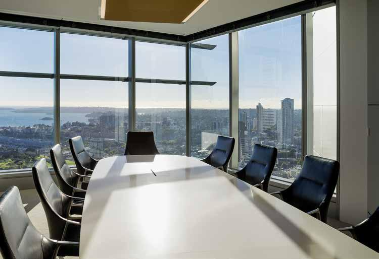 Meetings with a view: with a variety of designs, materials and table formats, Graph can adapt to different room sizes and interior-design concepts.