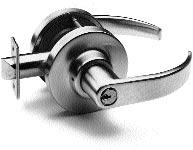 G R A D E 1 HEAVY DUTY LEVER LOCKSET 19 SERIES The 19 Series lever lockset is designed for use in heavy duty commercial, institutional, and industrial applications.
