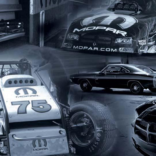 Welcome to Mopar Nation.