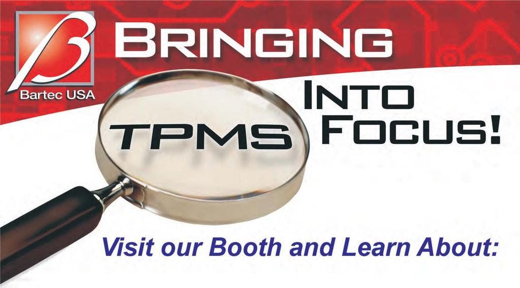 Industry s ONLY All-In-One TPMS
