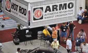 Council Booth ARMO Central the booth shared by ARMO and the Hot Rod Industry Alliance (HRIA) is located at space #23395 in Central Hall of the Las Vegas Convention Center (LVCC) in the heart of the
