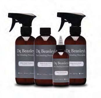 Information: www.rimblades.com or call +44-1823-432144 Dr. Beasley s Matte Paint Care Products Booth #13045 Dr.
