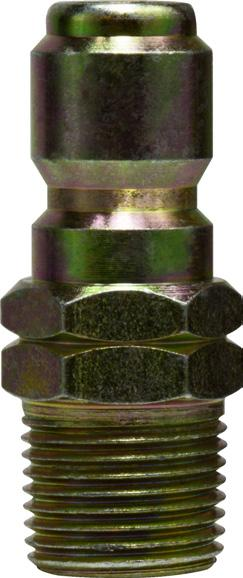 75 FEMALE BRASS COUPLERS 86-040 1/4 1/4 4000 1.71 86-041 3/8 3/8 4000 1.94 86-042 1/2 1/2 4000 2.41 FEMALE STEEL PLUGS 86-035 1/4 1/4 4000 6.