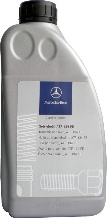 9, ATF 134FE (BLUE) Low Friction Transmission Fluid (OE) This fluid is designed for use in the new generation low friction transmissions (7 G-Tronic Plus), which have modified running gear producing