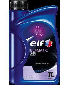 OILS, (OEM) Elfmati J6 (OE) RENAULT Lubricant for automatic gearboxes officially approved and