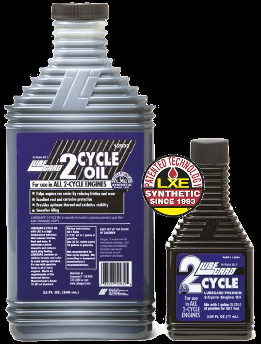OILS, LUBEGARD & LIFE AUTOMOTIVE (SMART BLEND) LUBEGARD Universal CVT Fluid with LXE Technology Eliminate the need to stock various CVT fluids!