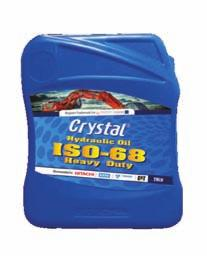 which allow maximum protection for the automotive gears, Crystal gear Oil are a range of heavy duty lubricants developed to meet or exceed international recognized specifications and classifications.