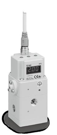 ITVH2000 Series Standard Specifications Symbol Output pressure [MPa] 2 This range is outside of the control (output). 0.2 MPa 0 0 10