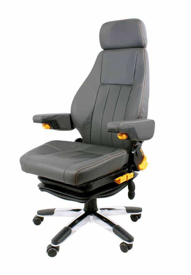 By using ISRI work chairs the risk of these symptoms is much reduced due to the quality and comfort of the