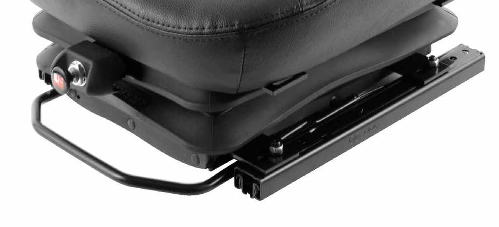 C7 PRO PVC This seat is ideal for tractors, marine craft and construction vehicles where a waterproof seat is required due to the vehicle being open to the