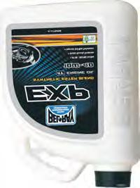 EXP Semi-Synthetic Motor Oil BEL-RAY MOTOR OIL Premium quality synthetic and mineral base oils, combined with anti-wear chemistry results in exceptional performance and protection.