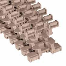 610 3830 51 4,8 Small Single Hinge Tab LBP Plastic TableTop LBP Chains Pag. 73 Pag. 122 Pag.