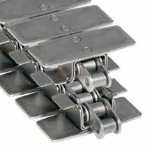 Sideflex ¾ Pitch Tab Steel Top Plate Pag.