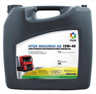 Heavy Duty Engine Oil Maximus DF SAE 40 Hyde Monograde Diesel Engine Oil Maximus DF sae 40 is a heavy duty diesel engine oil developed to meet the requirements of a variety of diesel engines