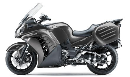 Kawasaki Technology - Click on the Icon to view more information Filled with standard features.