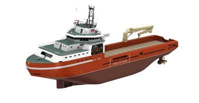 OTHER ICEBREAKERS UNDER CONSTRUCTION Vessel type / Ice class Operation area Length Breadth Propulsion / Power Fesco Double Acting icebreaker, 99,9 m 21,2 m Twin azimuth Sakhalin offshore supply and