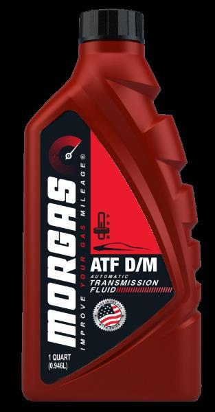 Automatic Transmission Fluids: MORGAS D/M ATF is a multipurpose ATF designed for new generation, electronically controlled transmissions. It meets the latest GM DEXRON III H Specification.