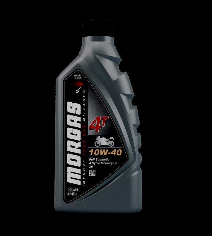 MORGAS MOTORCYCLE-OIL MORGAS Motorcycle Oils are a premium quality lubricant specially designed to protect motorcycle engines.