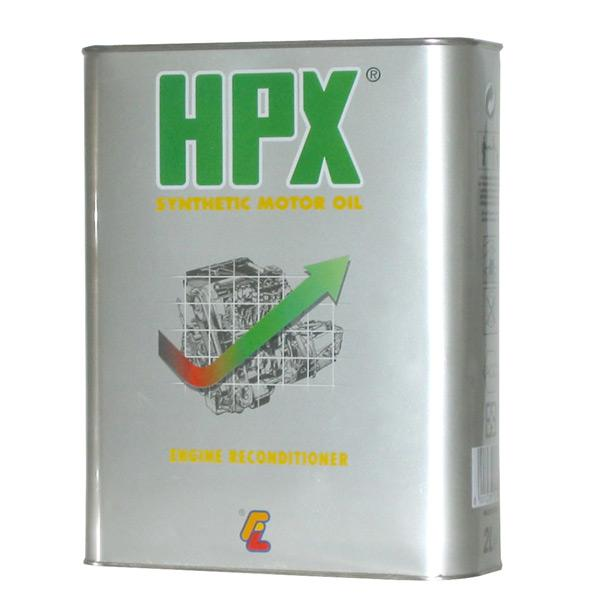 HPX HPX is the lubricant with semi-synthetic base that ensures first-rate performance on cars with a high mileage and on new engines.