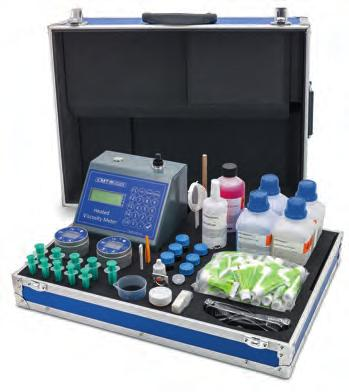 1. Onsite Oil Test & Solutions CMT s oil test kit range provides onsite test equipment invaluable for any engineers responsible for high value lubricated machinery or hydraulic equipment.