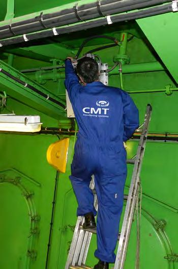 1. Installation and Commission Service Our long experience with installation and commissioning on board seagoing vessels ensures cost-effective retrofit or new building installations including final