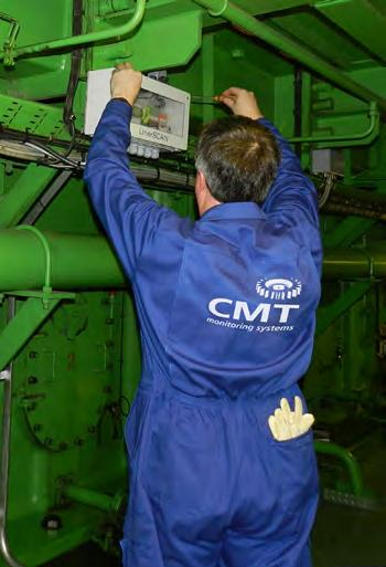 Installations and commissioning can be offered with all equipment purchased from CMT.