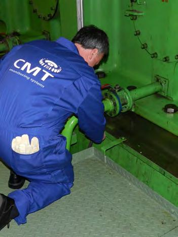 CMT has developed commissioning routines that ensure the work is carried out safely and effectively, and that your crew has the knowledge and confidence to operate the vessel to a high standard.