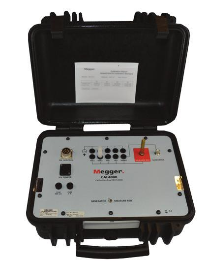 FIELD & LAB CALIBRATION Laboratory Calibration Adjustment Tool, CAL4000 The CAL4000 is designed for use in performing calibration adjustments of the DELTA4000 series of instruments.